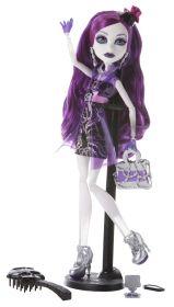 Кукла Спектра Вондергейст (Spectra Vondergeist), серия Монстростическая ночка, MONSTER HIGH
