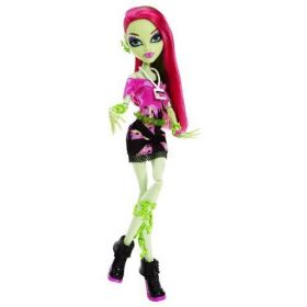 Кукла Венера Макфлайтрап (Venus McFlytrap), серия Музыкальный фестиваль, MONSTER HIGH