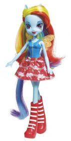 Кукла Радуга Дэш (Rainbow Dash), серия Equestria Girls, MY LITTLE PONY