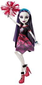 Кукла Спектра Вондергейст (Spectra Vondergeist), серия Командный дух, MONSTER HIGH