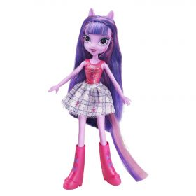 Кукла Сумеречная Искорка (Twilight Sparkle), серия Equestria Girls, MY LITTLE PONY