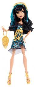 Кукла Клео де Нил (Cleo de Nile), серия Страх, Камера, Мотор!, MONSTER HIGH