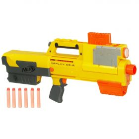 Бластер Strike Deploy CS-6, NERF