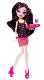 Кукла Дракулаура (Draculaura), серия Крипатерий, MONSTER HIGH