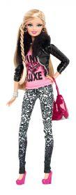 Кукла Барби Pink Luxe, серия Уличный стиль, BARBIE
