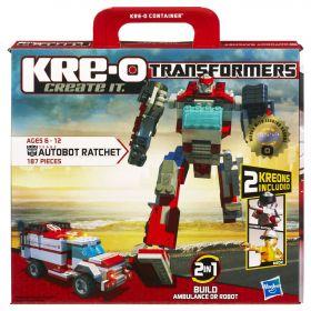 KRE-O Transformers, Рэтчет