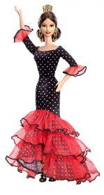 Кукла Барби Испания, серия Куклы мира, BARBIE