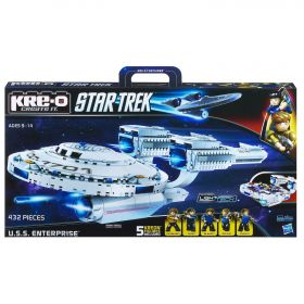 KRE-O Star Trek, Энтерпрайз