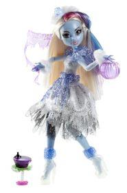 Кукла Эбби Боминейбл (Abbey Bominable), серия Хэллоуин, MONSTER HIGH