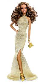 Кукла Барби Gold Dress, серия Красная дорожка, BARBIE