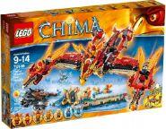Lego Legends of Chima 70146 Огненный летающий Храм Фениксов