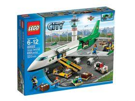 Lego City 60022 Грузовой терминал