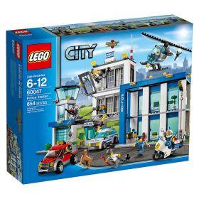 Lego City 60047 Полицейский участок #