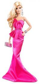 Кукла Барби Pink Gown, серия Красная дорожка, BARBIE