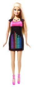 Кукла Барби в электронном платье, BARBIE